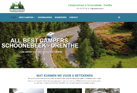 all best campers website